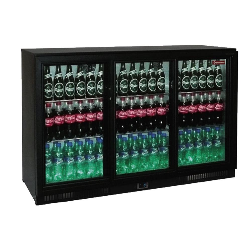 Diamond flessenkoeler TABS3/D-R2