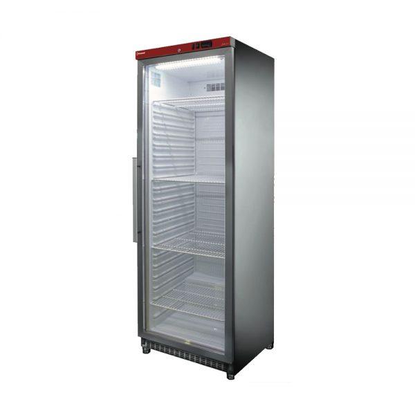 Diamond koelkast glasdeur PV400X/G-R6