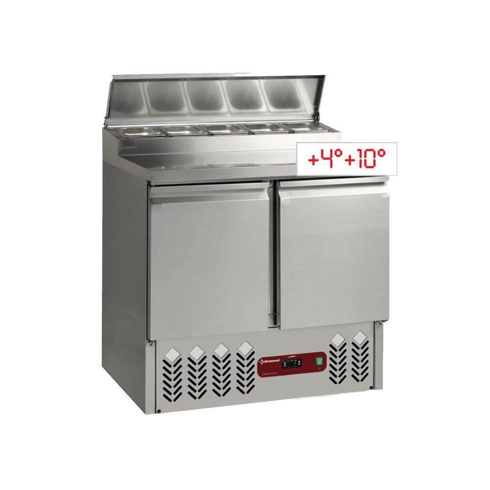 Diamond koelwerkbank SALP2/R6
