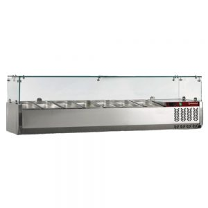 Diamond opzetkoeling SX160/DV-R6