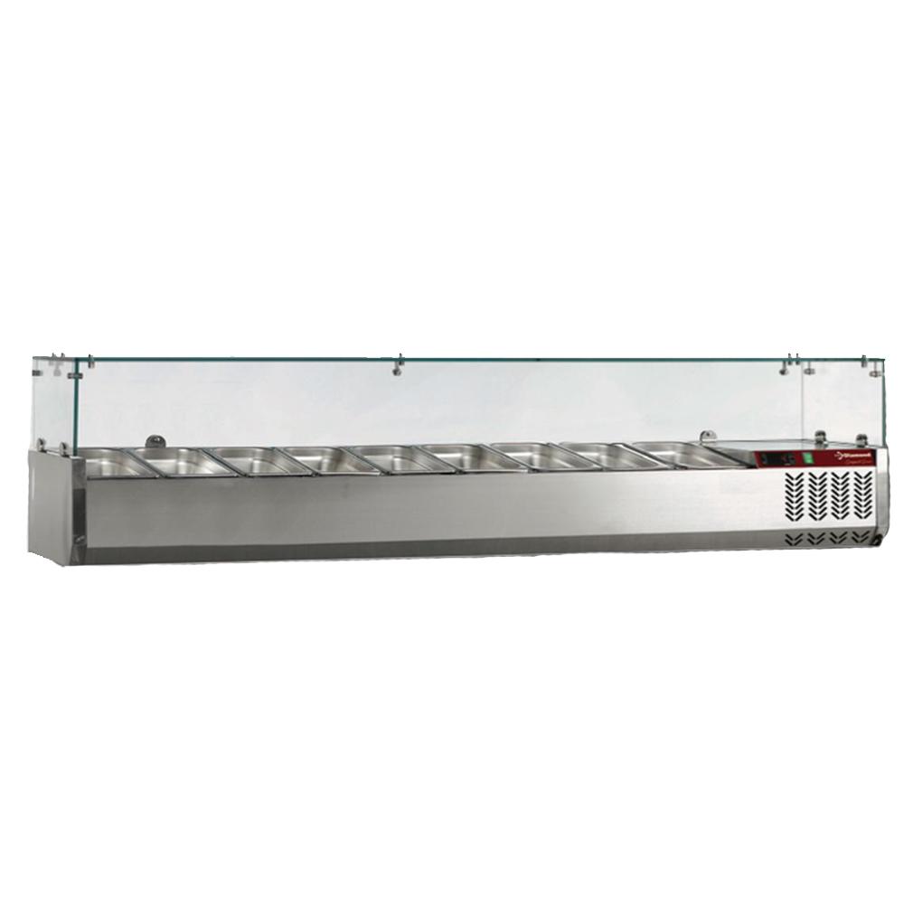Diamond opzetkoeling SX200/DV-R6